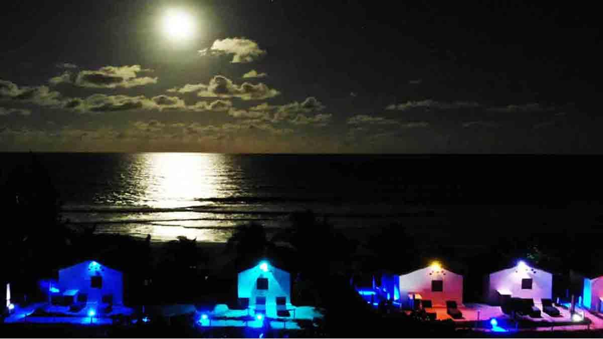 hotel ecolodge bungalow riake resort ile sainte marie madagascar